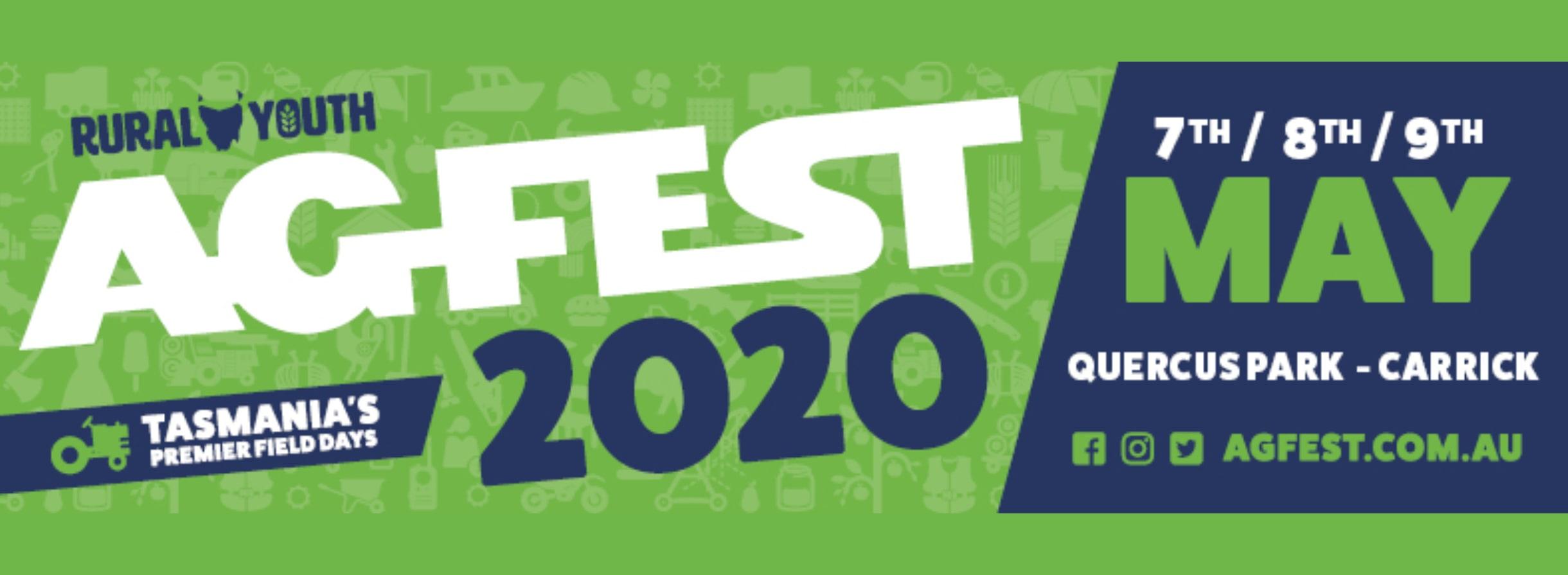 Agfest 2020 Banner