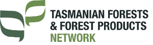Tasmanian Forest and Forest Products Network Logo
