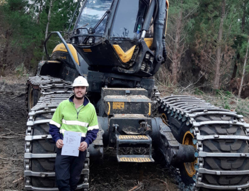 MechLog graduates herald a new generation of forestry professionals