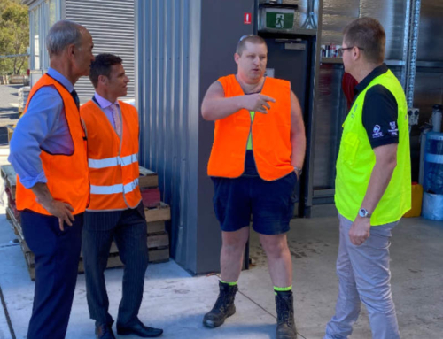 Nation-leading partnership grows employment opportunities for Tasmanians living with a disability