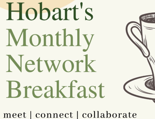 Monthly Network Breakfasts now planned for Hobart