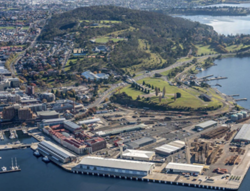 Tasmania Regional Forestry Hub- Southern Infrastructure Report