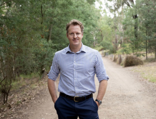 New Hub GM returns to his Tassie roots