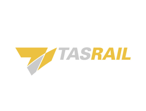The Network welcomes its newest Supporter, TasRail