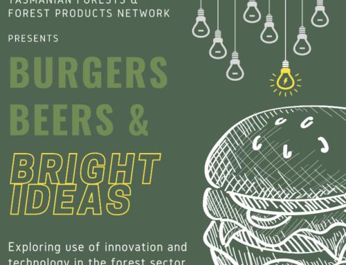 Burgers, Beers + Bright Ideas