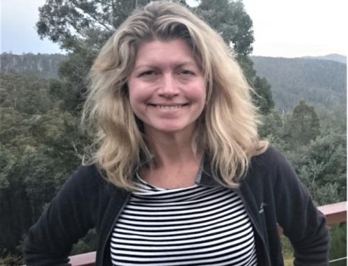 Melanie Cokomikes talks urban forests