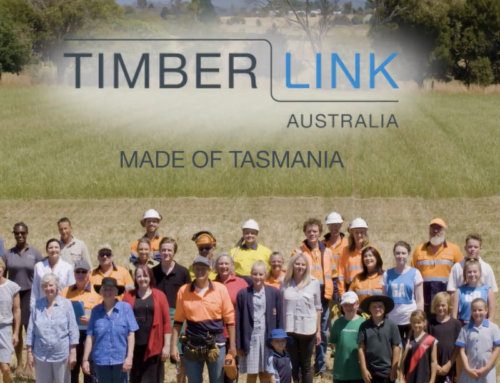 Timberlink launches new Tasmanian campaign
